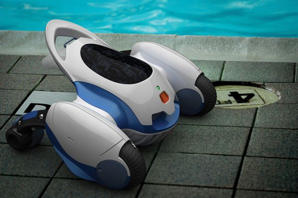 BUFO Consumer Pool Cleaner