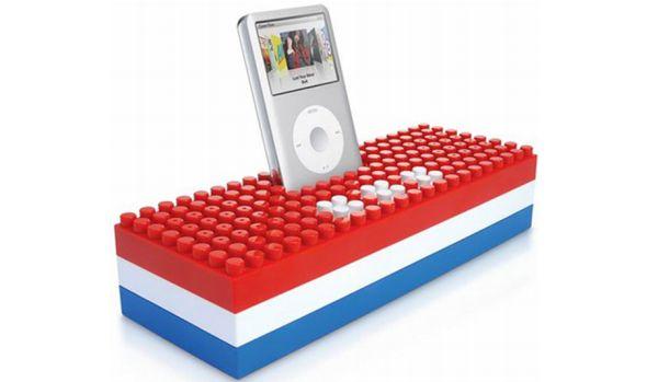 Building Block iPod Dock