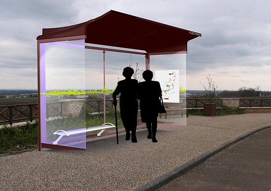 bus shelter 6 fechn 69