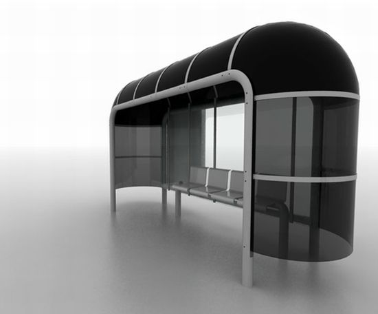 bus stop shelter 01