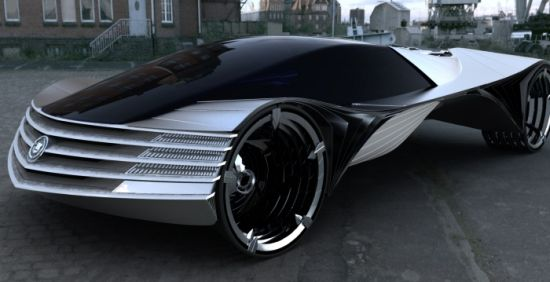 A Car That Will Keep You Company For 100 Years Designbuzz
