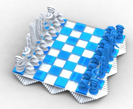 calatrava chess set 06