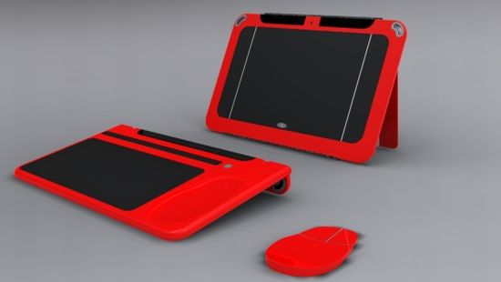 candy apple red smartbook