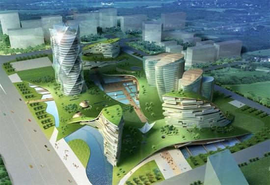 caohejing hi tech park3