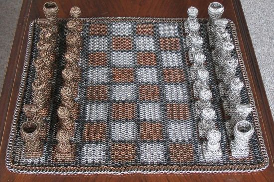 chainmail chess set  03