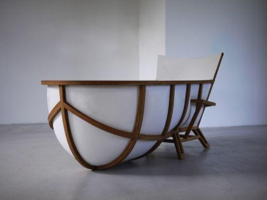 chair bathtub 7