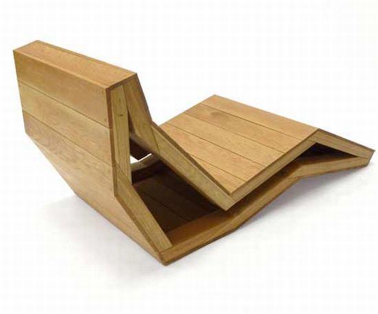 chaiselongue oak chair 01