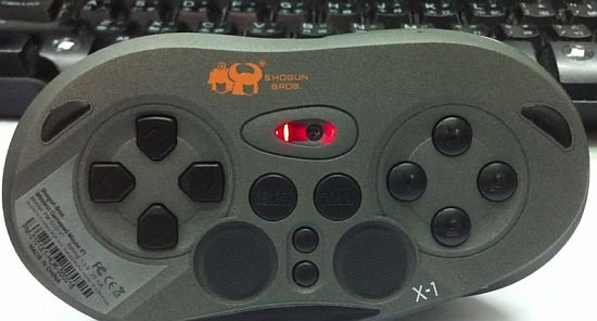 Chameleon X-1 mouse hides a X 1 Chameleon