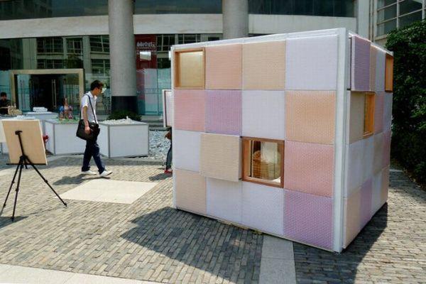 Cheap Portable House