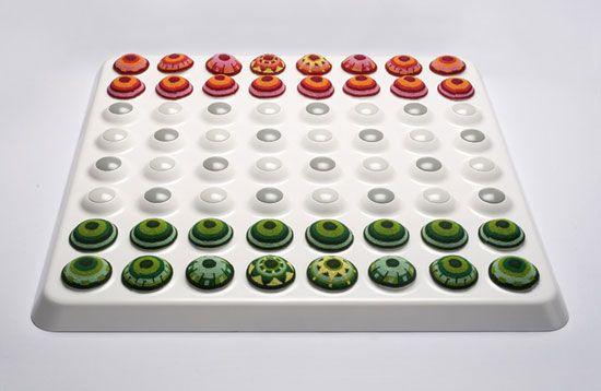 chessboard by studio armadillo
