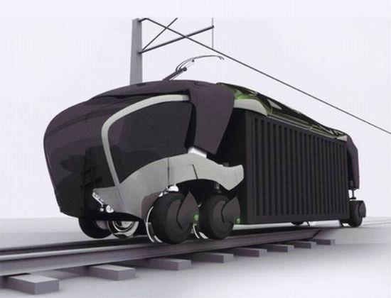 chiron efficient transport2