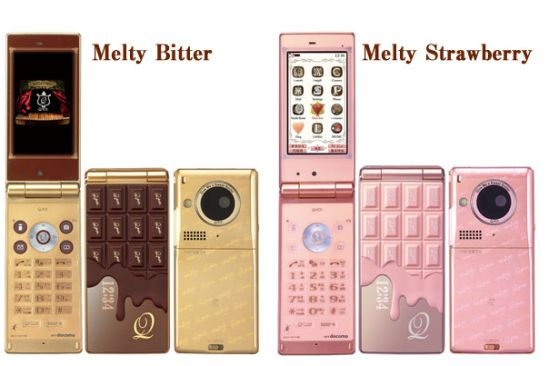 chocolate cell phone 01