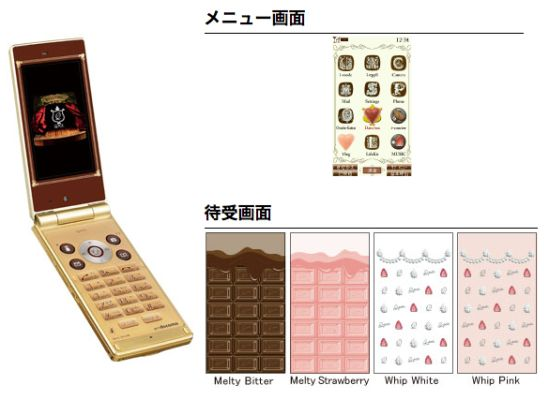 chocolate cell phone 02