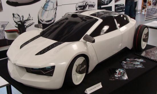 citroen eco luxury sedan 03