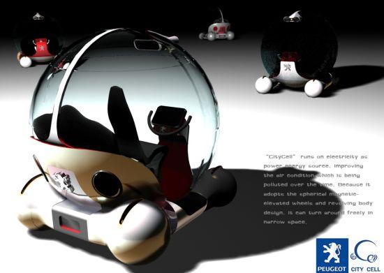 citycell car 2