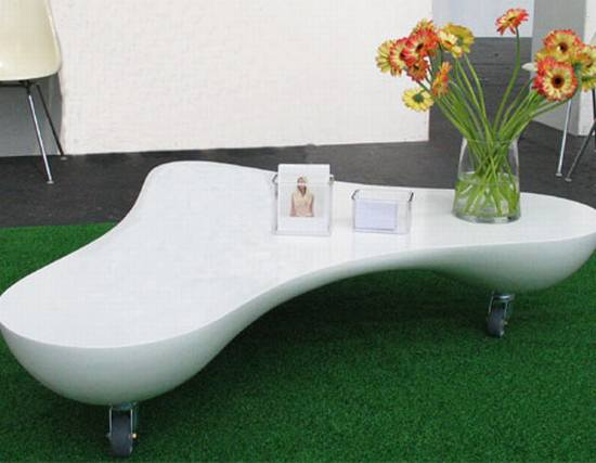 claudio cabaca platform table
