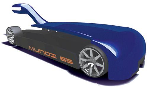 co2 pine car racer 01