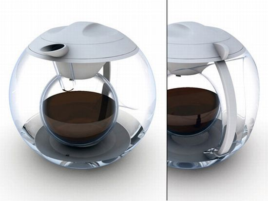 cocoon coffee pot 81