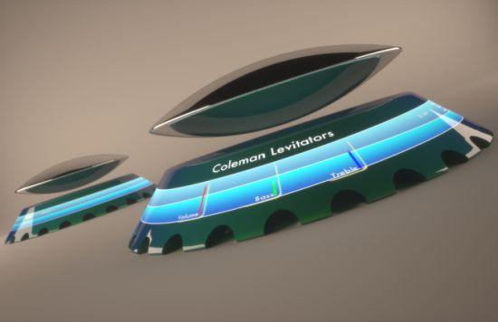 coleman levitators  01