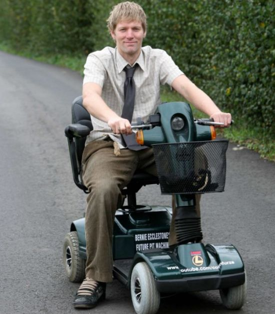 colin furze mobility scooter1