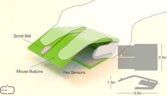 computer mouse concept 01