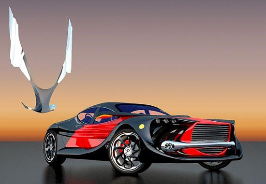 concept car won 01