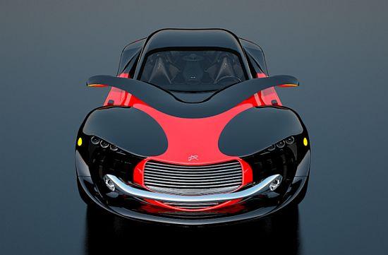 concept car won 03