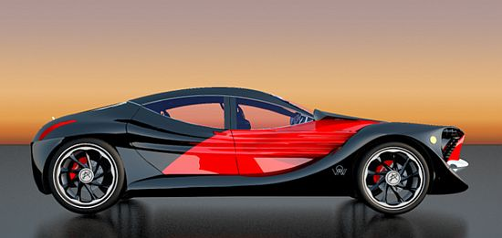 concept car won 05