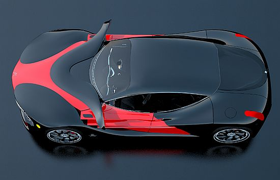 concept car won 07