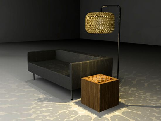 corky lighting fixture 1