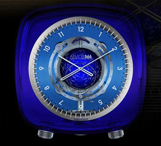 crystal encased clock 01