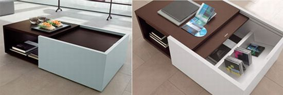cub8 extension low table