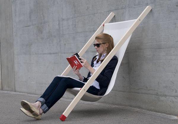 Curt Deck Chair