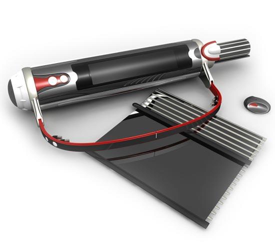 d roll laptop concept 2