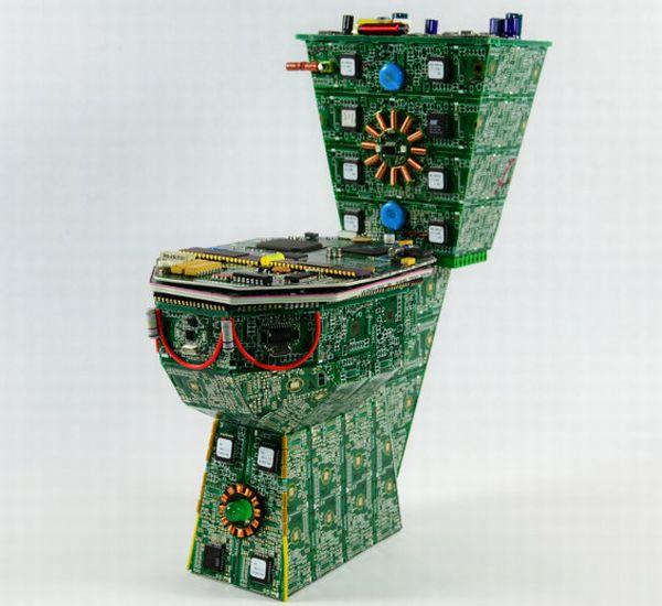 Data Toilet