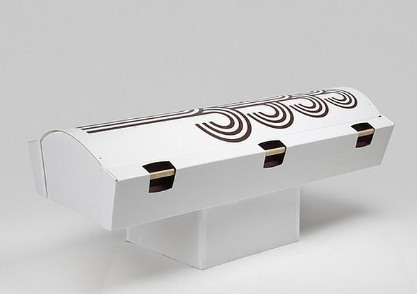 DECO eco-friendly casket