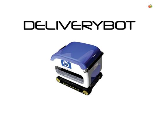 delivery bot vKgzQ 17275