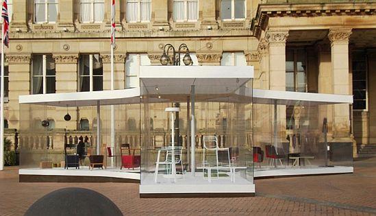 design city pavilion