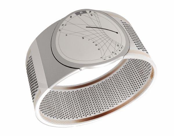 diana solar powered wristwatch