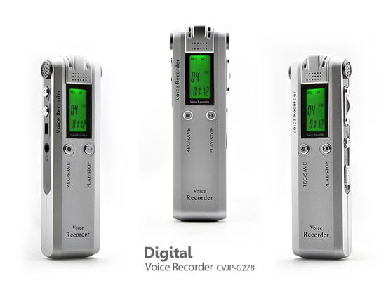 digital voice telephone recorder 3