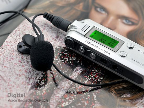 digital voice telephone recorder 7