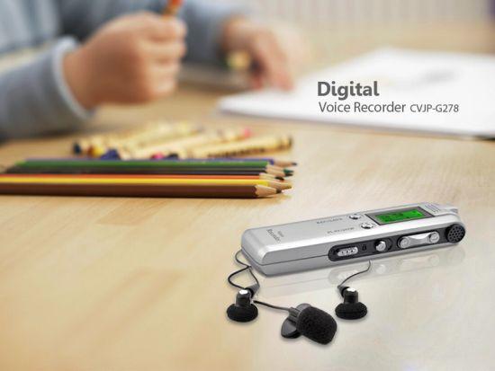 digital voice telephone recorder 9