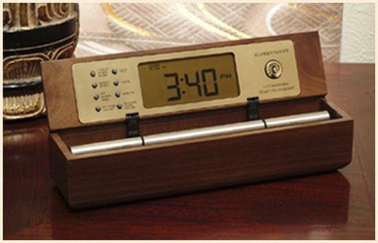 digital zen alarm clock 01