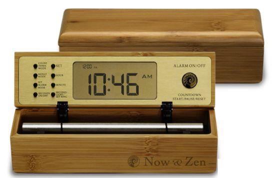 digital zen alarm clock 04