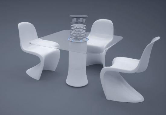 dishwashing table