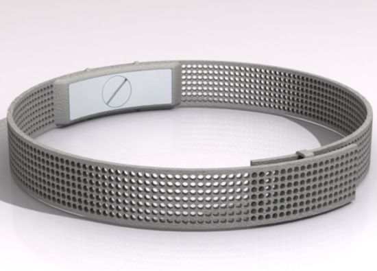 dot wrist based watch 03