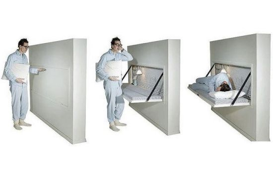 dream door fold out bed