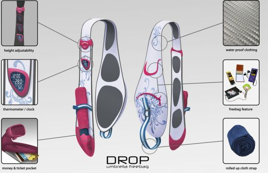 drop umbrella freebag 03
