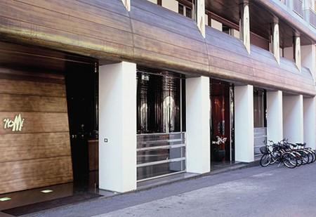 duomo hotel by ron arad