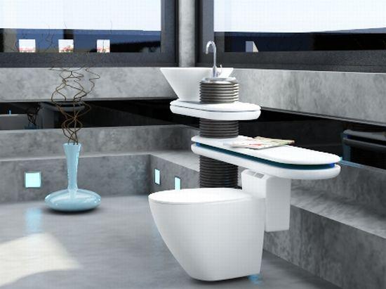 eco bath system. Eco Bath System makes the most of every drop   Designbuzz